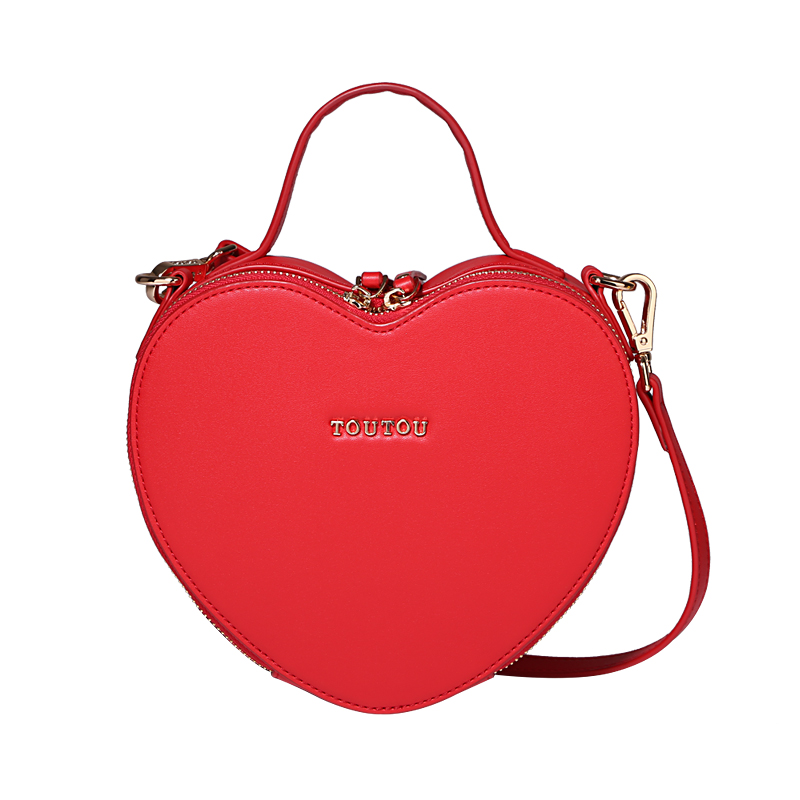 Popular Red Leather Bags Women-Buy Cheap Red Leather Bags Women ...