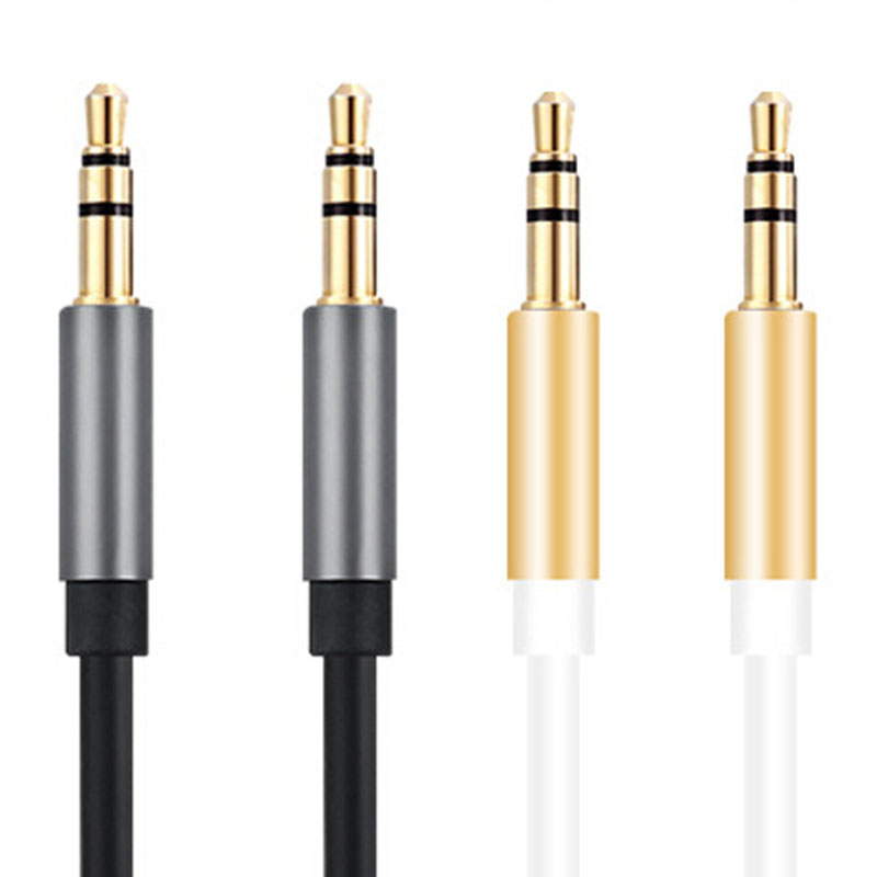 3 5mm Jack Audio Cable Gold Plated Jack 3 5 Mm Male To