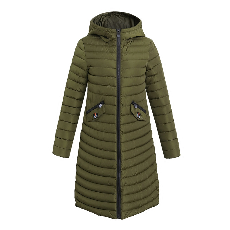 2017 New Hooded Long Parkas Female Women Winter Coat Thick Cotton Winter Jacket Womens Outerwear Parkas for Women Winter Outwear new long parkas female womens winter jacket coat thick cotton warm hooded jacket womens outwear parkas plus size coats qh0604