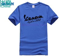Vespa GTS 300 S-3XL Color White  T-shirt