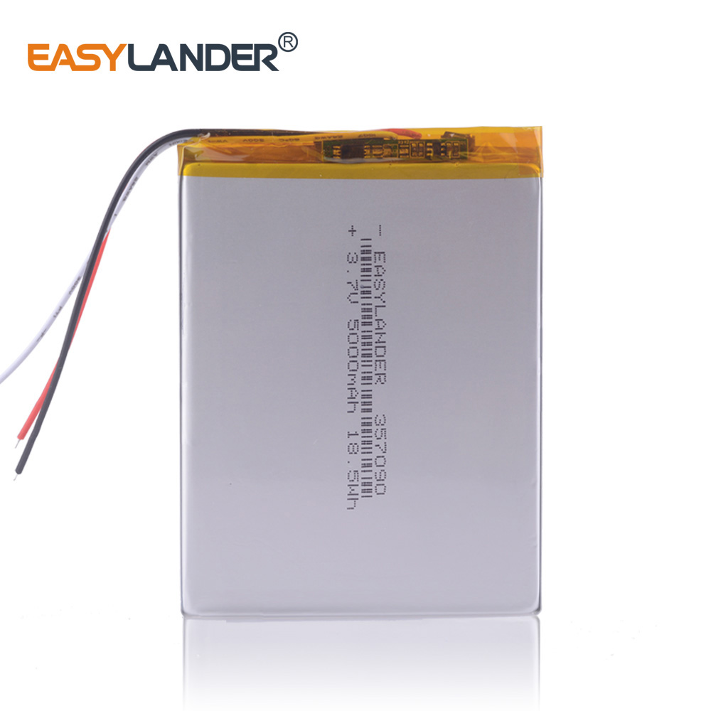 3 Lines 357090 Battery 7