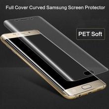 Screen Protector for Galaxy S10E S9 S8 S7 S6Edge Soft Film PET TPU For Samsung S10+ S9 S8 Note 9 8 Non Glass Bubble Free цена и фото
