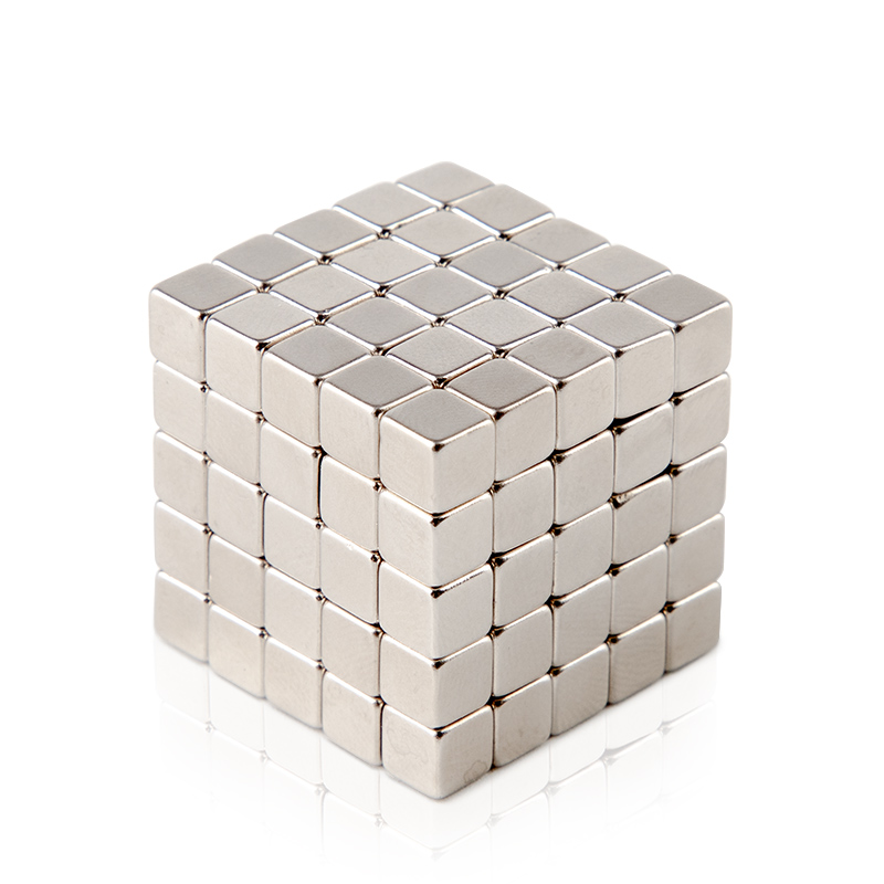 10/20/50pcs Powerful N35 Neodymium Magnets 5*5*5mm Super Strong Cuboid Cube Magnets Diy Permanent NdFeB Magnets