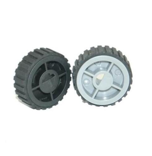 2 stücke feed pickup roller für lexmark e260 e360 e460 e462 x264...