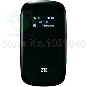 unlocked ZTE router MF60 21.6M WCDMA 3G wifi wireless router 3G modem  dongle pk mf61 mf90 mf91 r208 e586 e5330 e5220