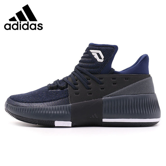 ADIDAS Original 2017 New Arrival D LILLARD 3 Mens Basketball Shoes  Breathable Comfortable Sneakers For Men
