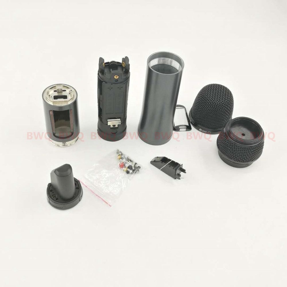 Replacement repair Wireless microphone Cover microphone housing For Sennheiser 100G3 EW100G3 135 g3 with Plastic parts