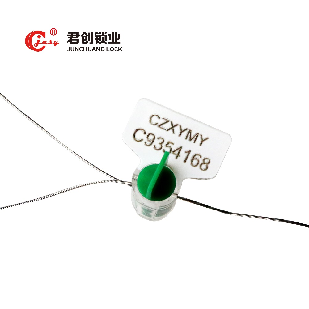 JCSY JCMS008 tamper evident pull tight adjustable plastic meter seal for power utility 1000pcs брюки accelerate tight