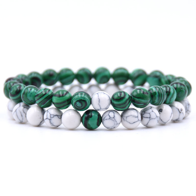 2Pcs/Set Couples Jewelry...