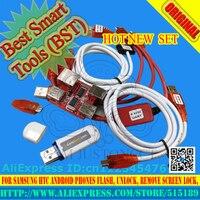 Gsmjustoncct أدوات bst دونجل أفضل الذكية لهتك سامسونج s5 فلاش ، فتح ، إزالة قفل الشاشة ، إصلاح imei ، nvm/efs ، الخ