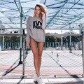 Puxe Femme Harajuku Com Capuz Engrosse Camisola Do Tumblr Mulheres Hera Parque Letra Impressa Capuz Ulzzang 2016 Moda Pullover Solta
