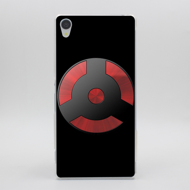 Naruto phone cases for Lenovo A536, A328, S850, S90, S60, Nokia 535, 630, 640, 640XL, 730 & Sony Z4, Z3, Z2