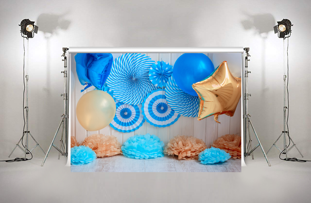 Aosto Photography Backdrop Newborns Baby Child Photo Booth Background Grunge Texture Studio Birthday Photo Backdrop XT-4072