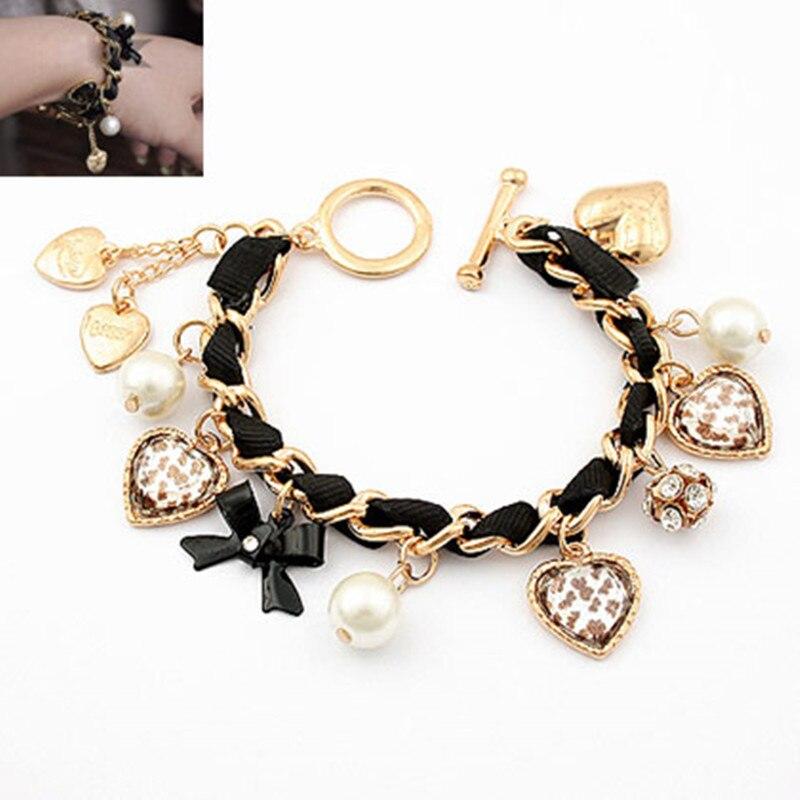 Kymyad Gold Color Bracelets...