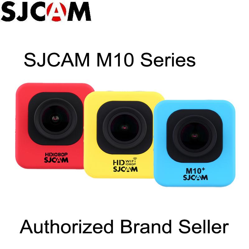 Prix pour D'origine SJCAM M10 Série (M10/M10 WiFi/M10 +) Mini Full HD Action Sport Caméra 30 M Étanche DV