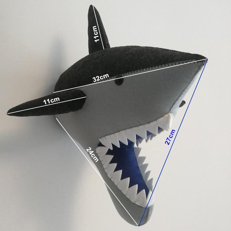 size shark