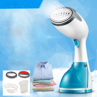 Free Shipping 260ML Household Steam Iron Portable Handheld Garment Steamer Iron For Clothes Braises Face Beauty