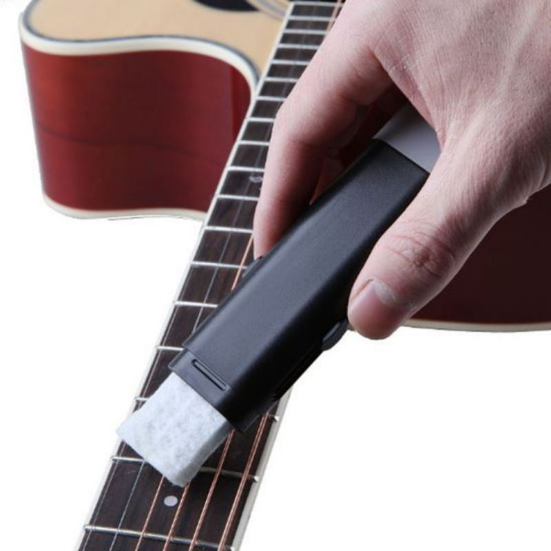 Guitar rust removal Rubbling Kit Guitar String Rust Remove Pen with String Lubricate For All String Instrument Guitar Care