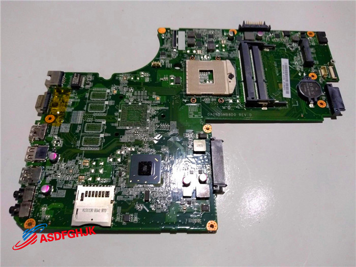 Original for TOSHIBA SATELLITE C70-A-16L c70-a laptop MOTHERBOARD da0bd5mb8d0 a000243190 Fully tested цена и фото
