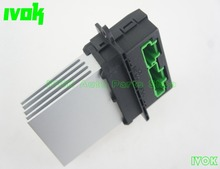 High Quality Air Conditioning Blower Resistor for Citroen Renault Megane Scenic Clio PEUGEOT 207 607 6441 L2 6441L2 7701048390