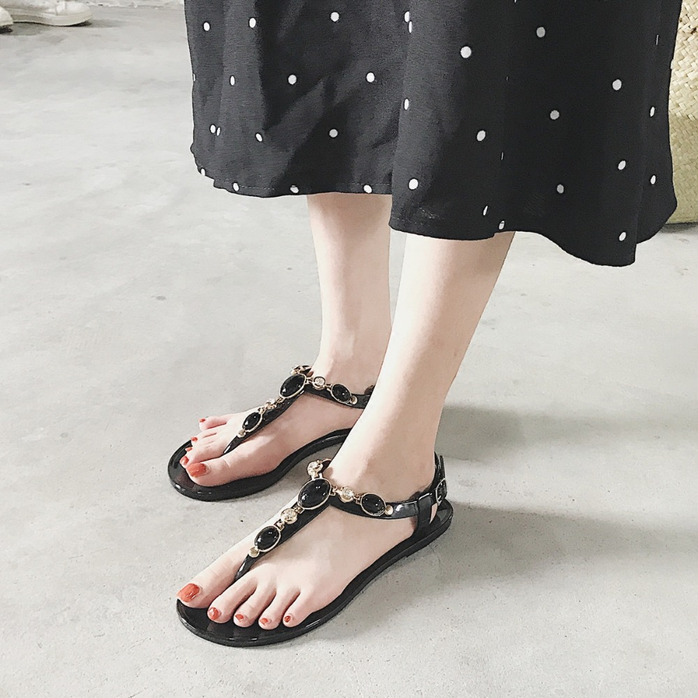 Mazefeng 2018 Summer Sandals Shoes Female Bohemian Style Women Sandals Ladies  Outdoor Sandals Casual Women Gladiator Shoes phyanic 2017 gladiator sandals gold silver shoes woman summer platform wedges glitters creepers casual women shoes phy3323