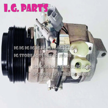 10S20C Ac Compressor For Toyota 4Runner Sequoia 883206A110 8831048130 883106A220 8831035881 883100C061 883106A161 447260-8140