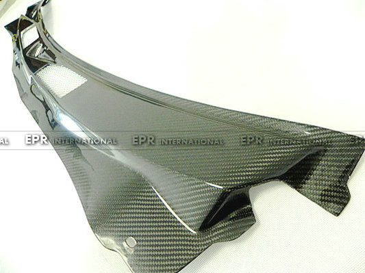 Car styling For Nissan S14/S15 Carbon Fiber Rain Blade Cover RHD-in Gear Shift Collars from Automobiles & Motorcycles    3