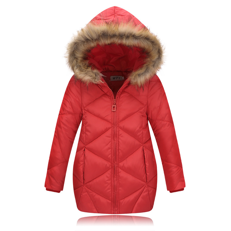 2016 Winter Jacket For Girls Jacket Outerwear Children Down Coat For Girls Jacket Girl Parka ...