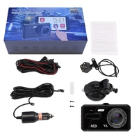 4 Inch New 1080P Car Driving Recorder Vehicle Camera Dvr Ips Dash With Motion Detection G Sensor