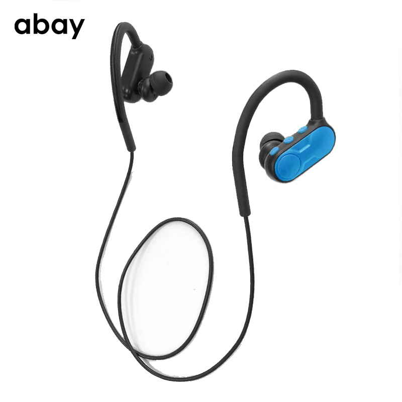 Bluetooth Wireless Earphone with Mic HD Sound Noise cancelling sports headphones Headset Stereo Earbuds for Android Moblie phone