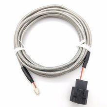 PDF00707H replace Exhaust Temperature Sensor Extension Wire Harness 3m suit Defi-Link Meter BFs Control Unit II not original(China)