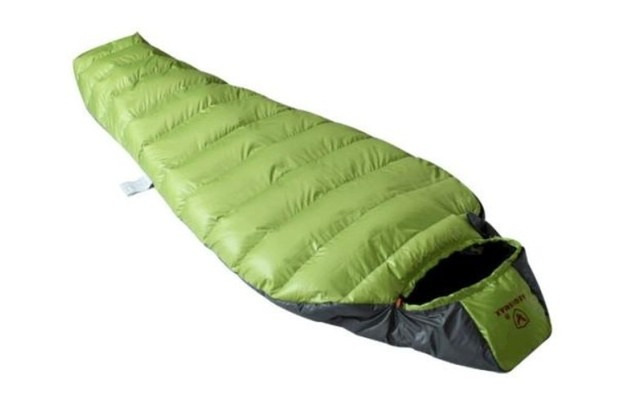 310T waterproof polyester pongee super light down sleeping bags outdoor camping goose down sleeping bags