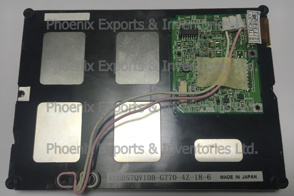 Original KCG057QV1DB G770 5 7 320 240 LCD Display Panel