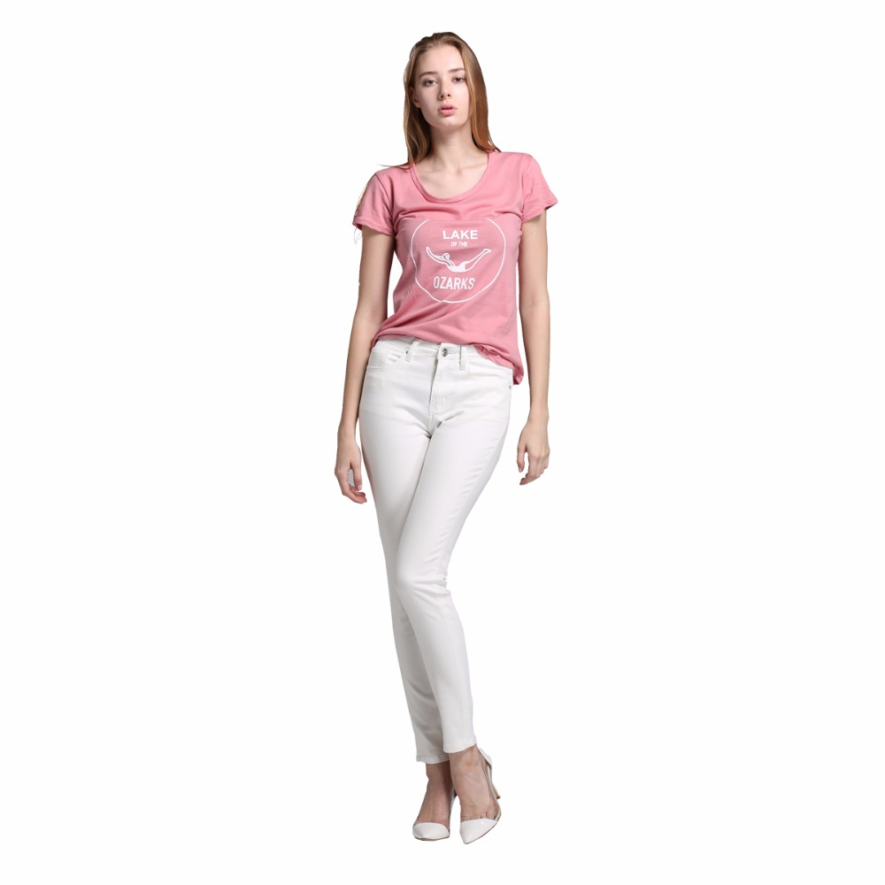 Alice & Elmer Skinny Jeans Woman Jeans For Girls Jeans Women Hight Waist Stretch Jeans Female Pants White