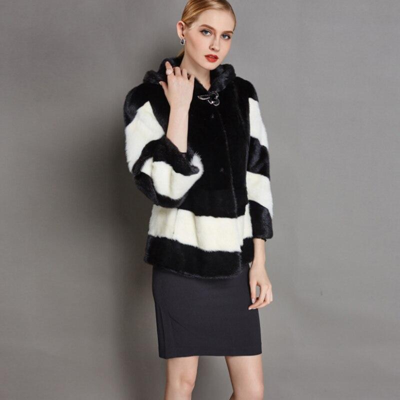 LVCHI Παλτό παλτό δέρματος από δέρμα - Γυναικείος ρουχισμός - Φωτογραφία 3
