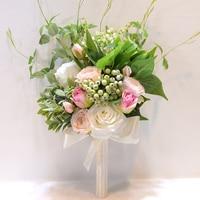 Pink Artificial bride Bouquet Bridesmaid Bouquet Wedding bouquet bouquet mariage ramo de novia Wedding flower bride flower