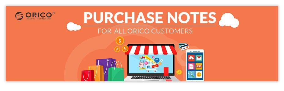 ORICO CBS Cable Winder Organizer 16