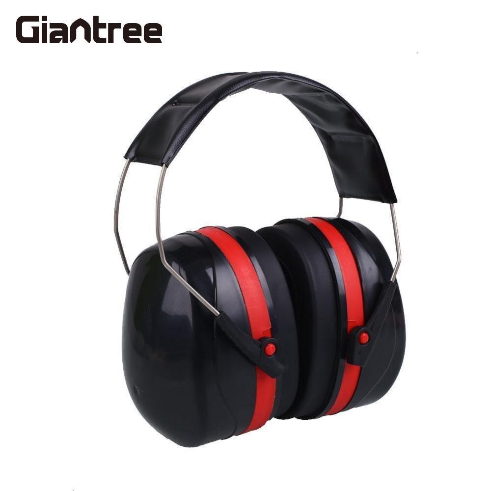 giantree Outdoor Ear Protector Anti-noise Earmuffs Ear Muff Ear Protection Noise Reduction Soundproof Shooting Hunting Earmuff