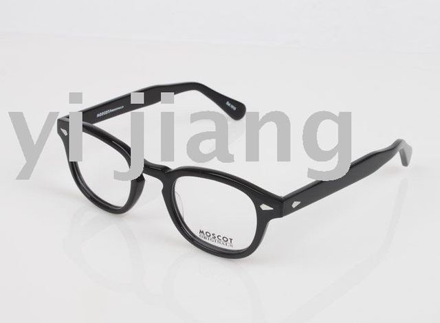 64eb5c90d25 Moscot Lemtosh glasses Johnny Depp Black sz M(46 24) on Aliexpress ...