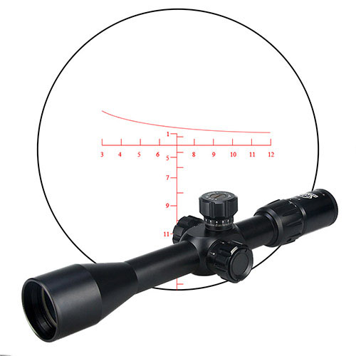 High Quality Luxury Tactical 4-16x44 SFIRF  Rifle Hunting Scope  For Hunting Shooting CL1-0279 tactical 3 5 14x44 rifle scope front retical scope for hunting shooting cl1 0226
