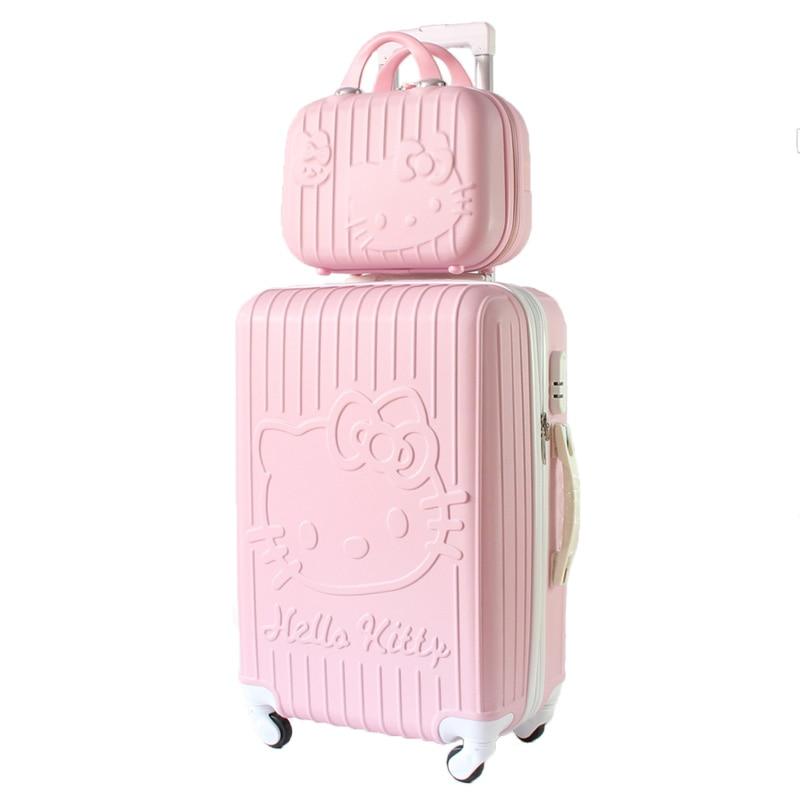 546ce362db Hello Kitty Luggage bag