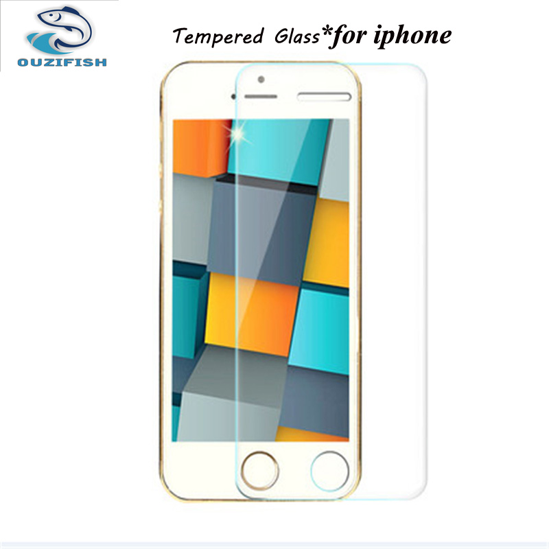 iphone 5s tempered glass 0 3mm tempered glass for iphone 5 5s 9h 2 5d 2967
