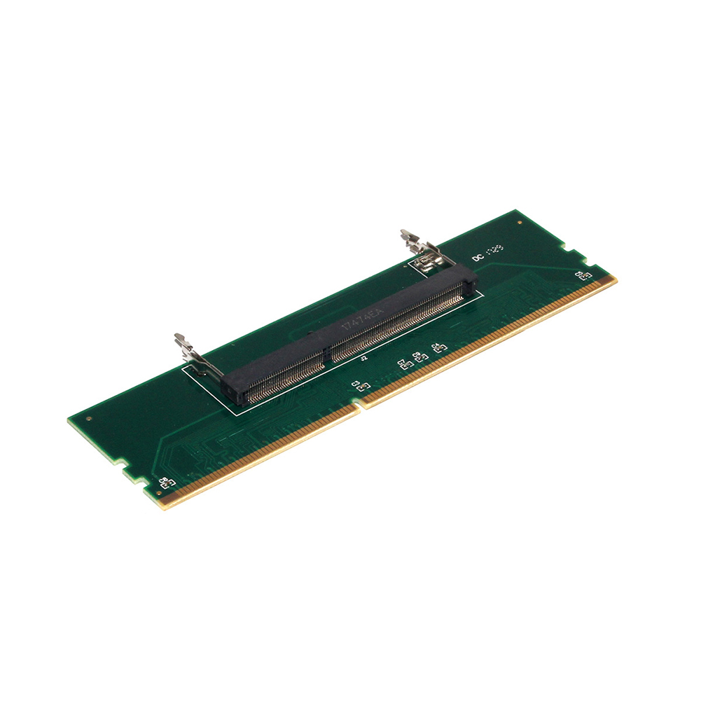 New DDR3 Laptop Durable Convenient SO-DIMM Memory To Desktop DIMM Connector Adapter RAM EM88
