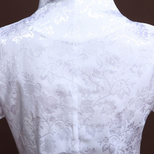 Traditional Chinese Floral Embroidery Top