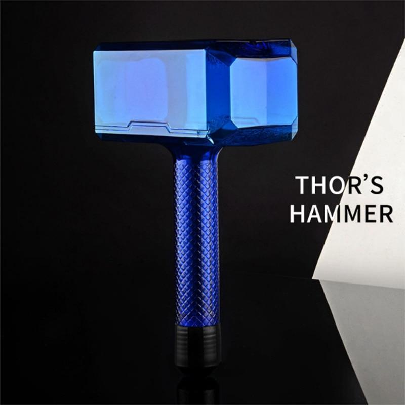 Thor Hammer Water Bottle 1.7 Liter BPA Free Sport Training Workout Gym