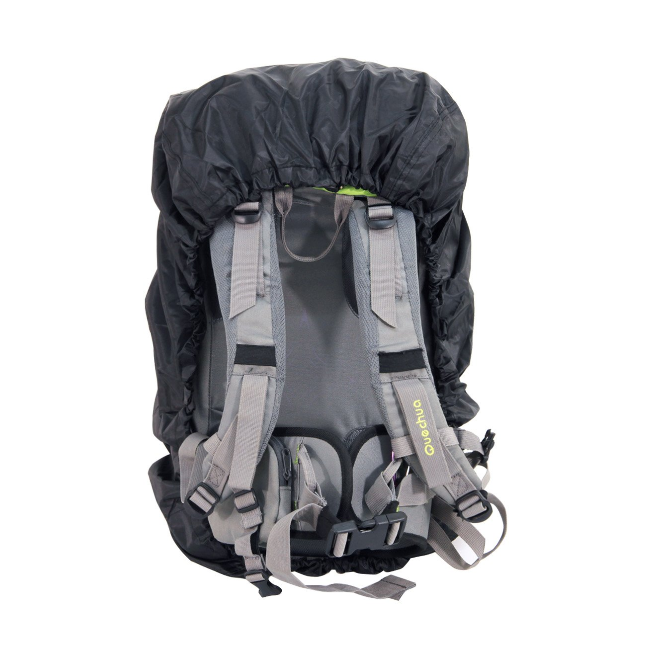 5) BLUE FIELD Rain cover backpack cover sack cover L size 55 ~ 80L Black