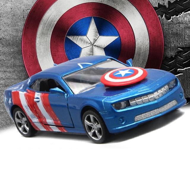 Nuevo Para Chevrolet Metal Coche De Juguete Modelo De Capitan