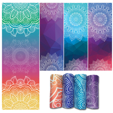 New Product Yoga Blankets Women Gym Dance Fitness Non Slip Y
