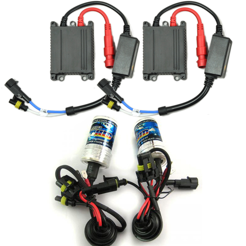 New HID Xenon Bulbs H4 8000K Lamp Conversion Headlight Kit 12V 55W [CPA134] new conversion 12v 35w silver ballast kit 880 8000k hid xenon bulbs headlight [c418]