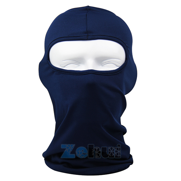Unisex Full Face Protection Lycra Balaclava Headwear Wholesale Ski Neck Cycling Motorcycle Mask